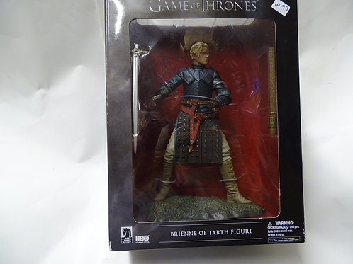 Game of Thrones 'Brienne of Tarth' figure.