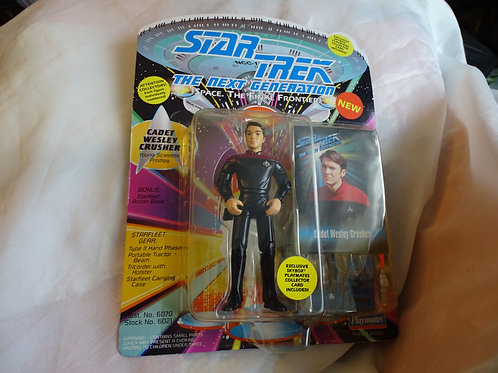 Wesley Crusher 'The Next Generation' figure