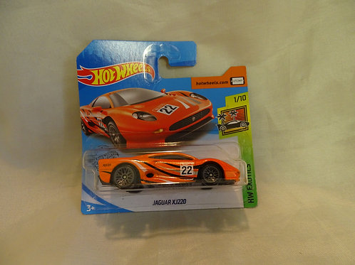 Jaguar XJ220 by Hot Wheels - HW Exotics