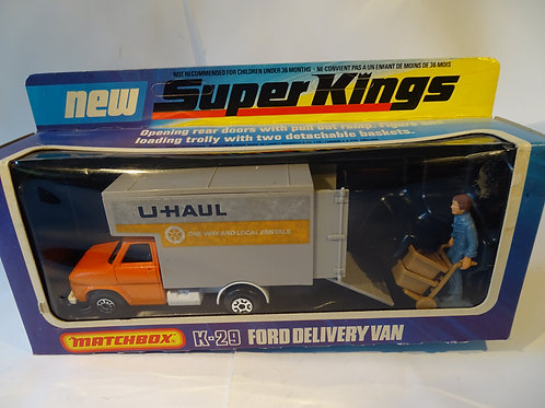 Ford 'U-Haul' Delivery van by Matchbox Super Kings