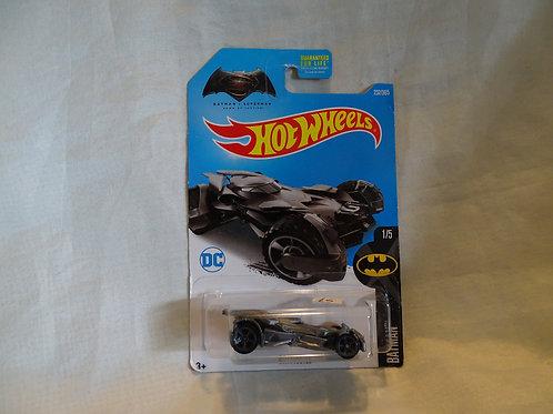 Batmobile from Batman by Hot Wheels