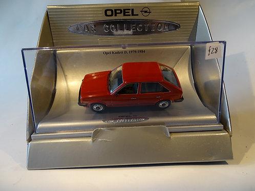 Opel Kadett - Opel Car Collection