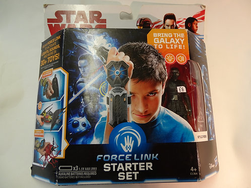 Star Wars Force Link Starter Set with Kylo Ren figure by Hasbro