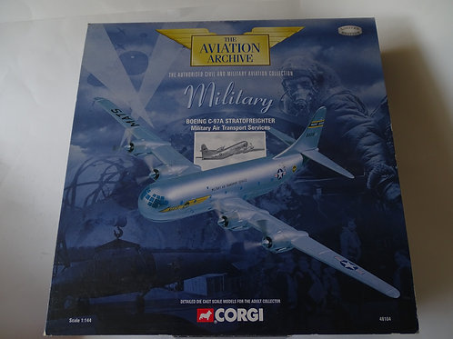 Aviation Archive Military Boeing C97A Stratofreighter MATS diecast 1:144 model