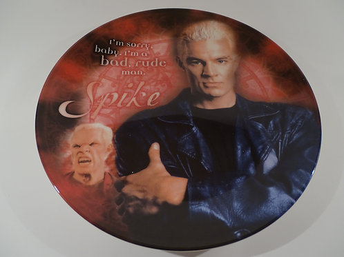 Buffy the Vampire Slayer, Spike plate, Limited Edition