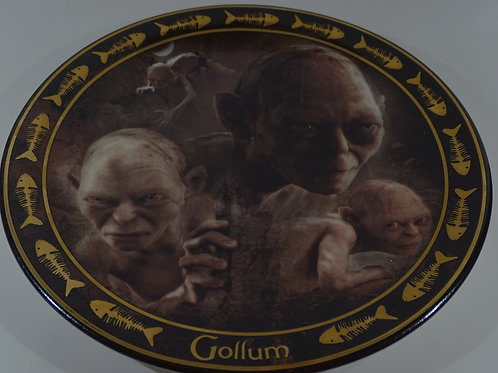 Lord of the Rings, Gollum plate, Limited Edition
