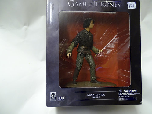 Game of Thrones 'Arya Stark' figure.
