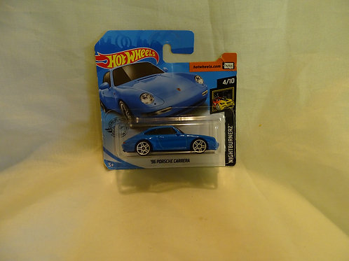 '96 Porsche Carrera by Hot Wheels - Nightburnerz
