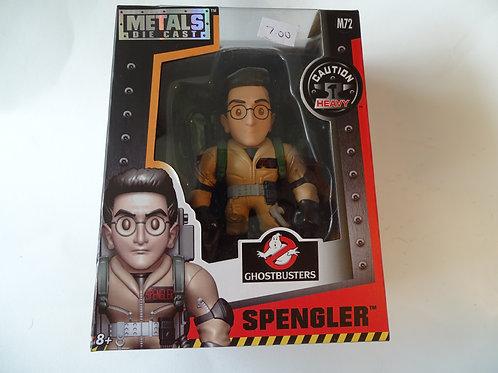 "Ghostbusters Spengler 4"" metal figure"