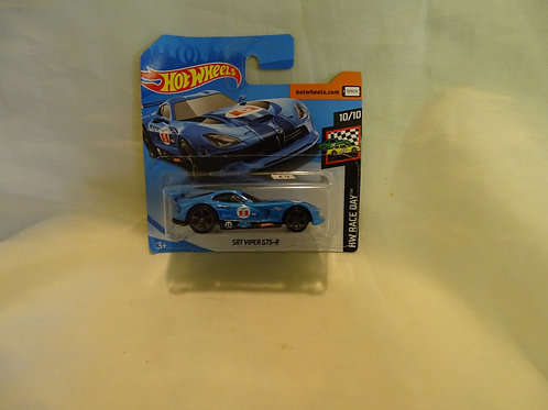 SRT Viper GTS-R by Hot Wheels- HW Race Day