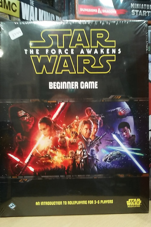 Star Wars 'The Force Awakens' beginner board game