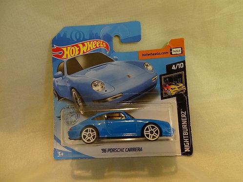 Hot Wheels '96 Porsche Carrera - Nightburnerz
