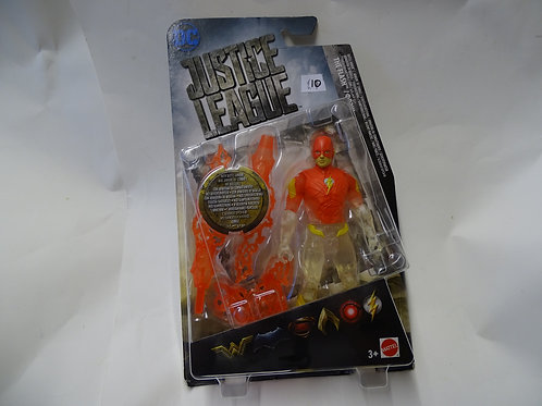 The Flash figure from Justice League by DC Comics/Mattel
