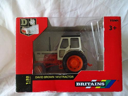David Brown 1412 Tractor - Britains