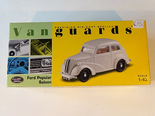 Vanguards Ford Popular Saloon diecast model