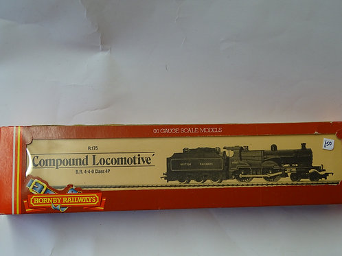 BR 4-4-0 Loco. Compound Class 4P - R175 by Hornby
