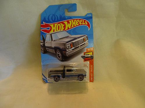 1978 Dodge Li'L Red Express Truck by Hot Wheels - HW Hot Trucks