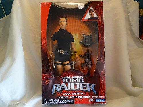 Lara Croft - Tomb Raider action figure by Playmates