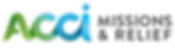 ACCI Misson & Relief Logo