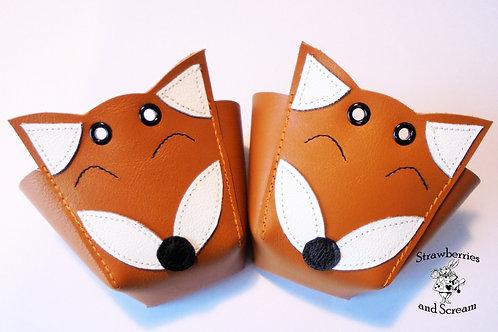 Toe Guards Fox