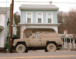 mudd truck
