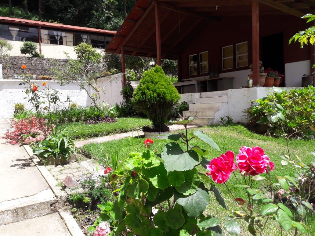 Residencia San Rafael las Hortensias