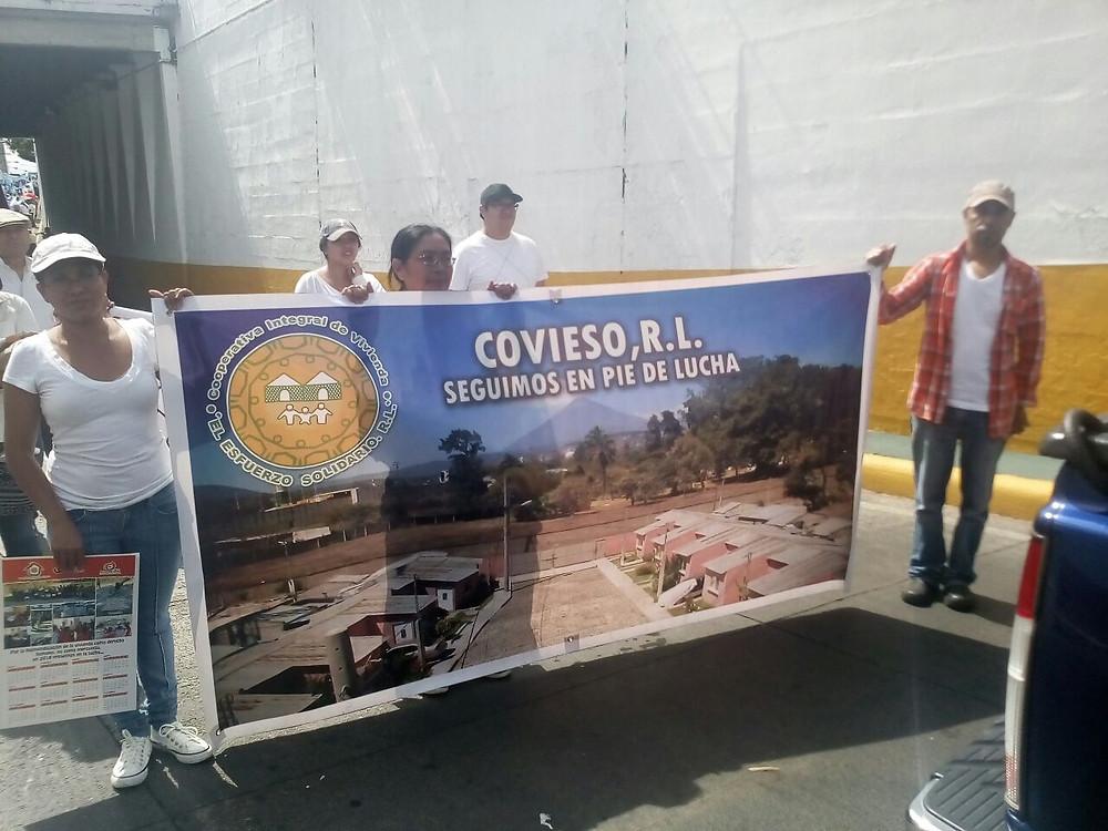 """""""Cooperativa Integral de Vivienda El Esfuerzo Solidario, R.L."""" presente!!!"""