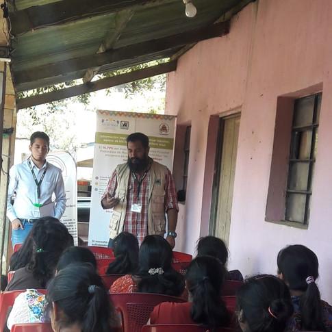 Educador Ambiental de CONAP