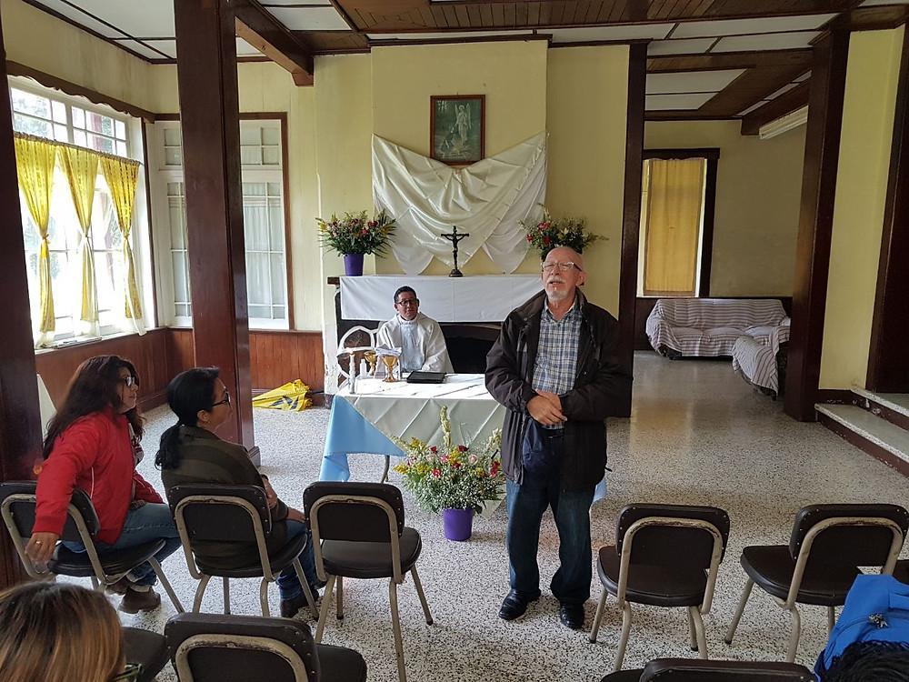 Arq. Luis Estrada, Secretario Ejecutivo -IDESAC-
