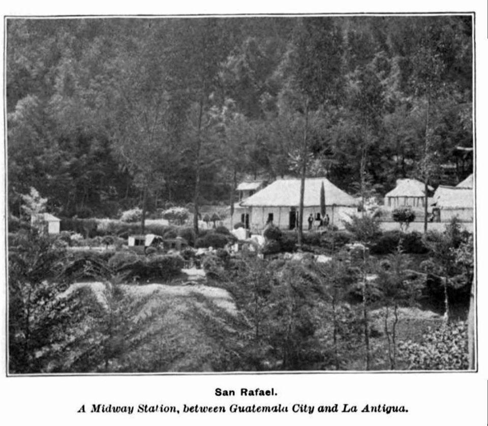 Foto de San Rafael 1888