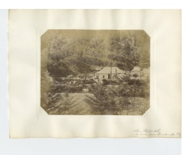 Foto Histórica de San Rafael 1882-1888