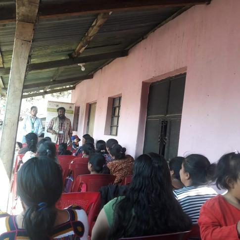 COCODES de mujeres aldea Pachali