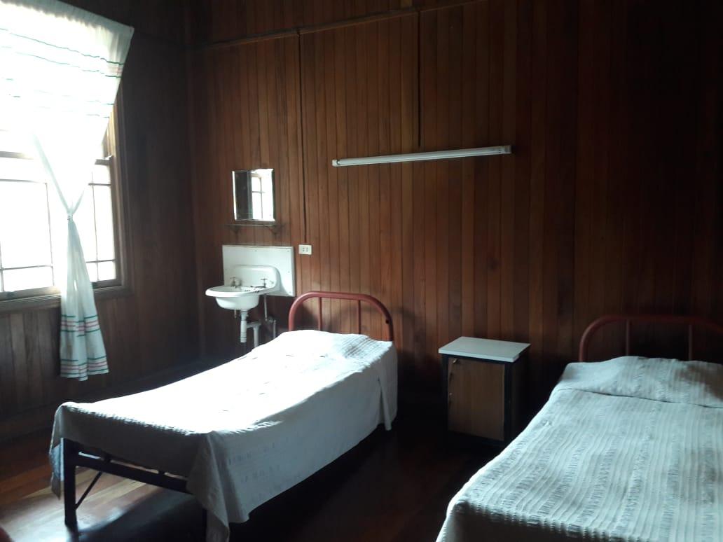 Vista al interior de una de las habitaciones
