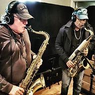 Pat Zicari and Bobby Spencer - Horns