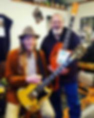Grant Cihlar and Jim Roberts - Slide