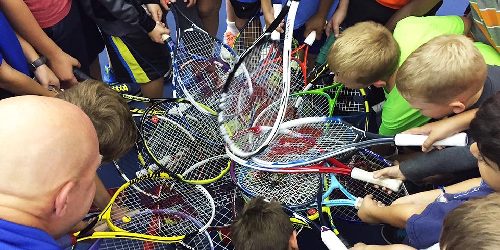 School  Tennis Program - End of Summer Celebration