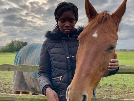 Ethnic Diversity article - Pulling down the barriers in Equestrian sport - Article in Horse & Hound.