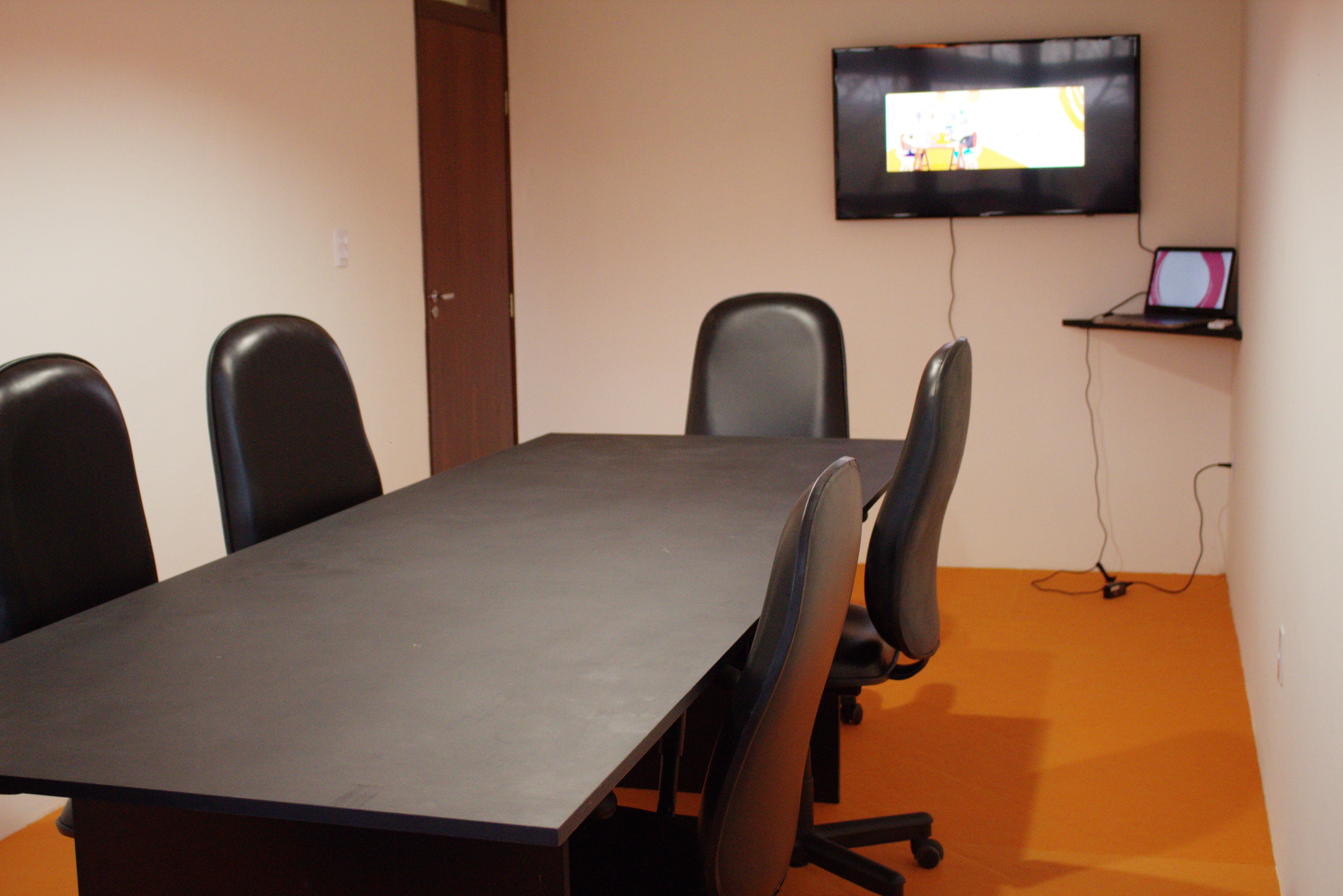 Sala de Chá (Sala de Reuniões)