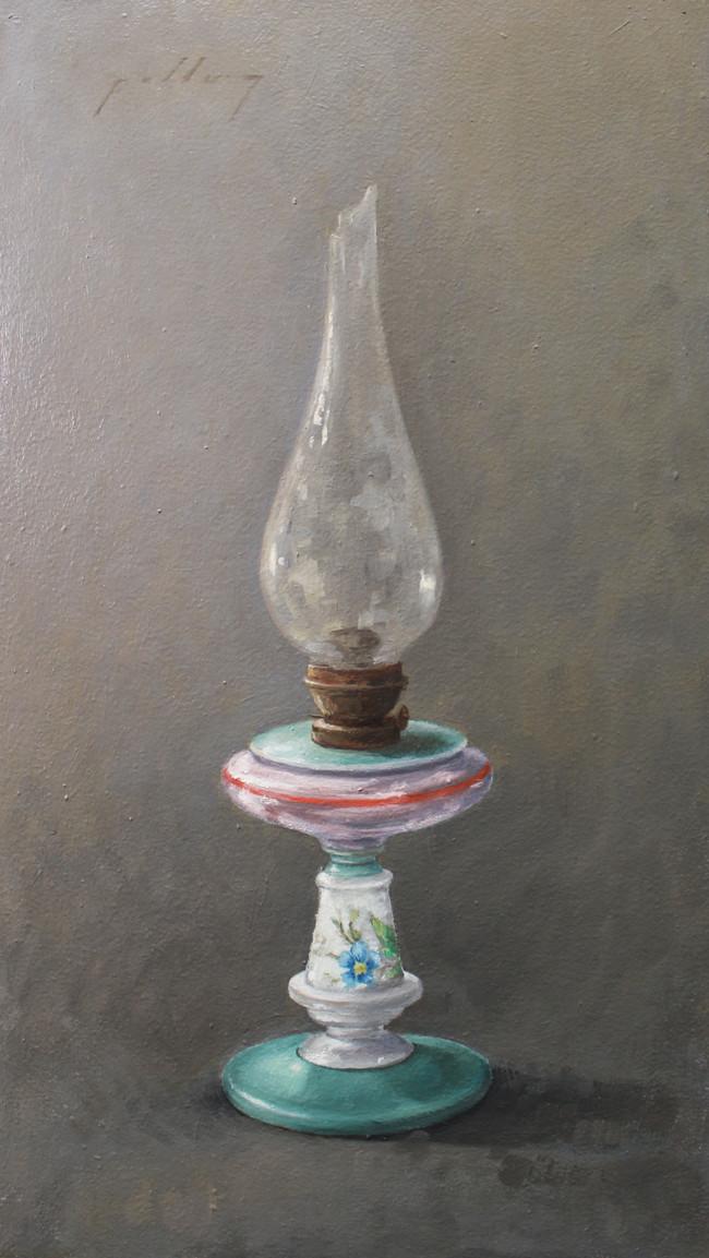 """""""Lámpara de aceite"""""""