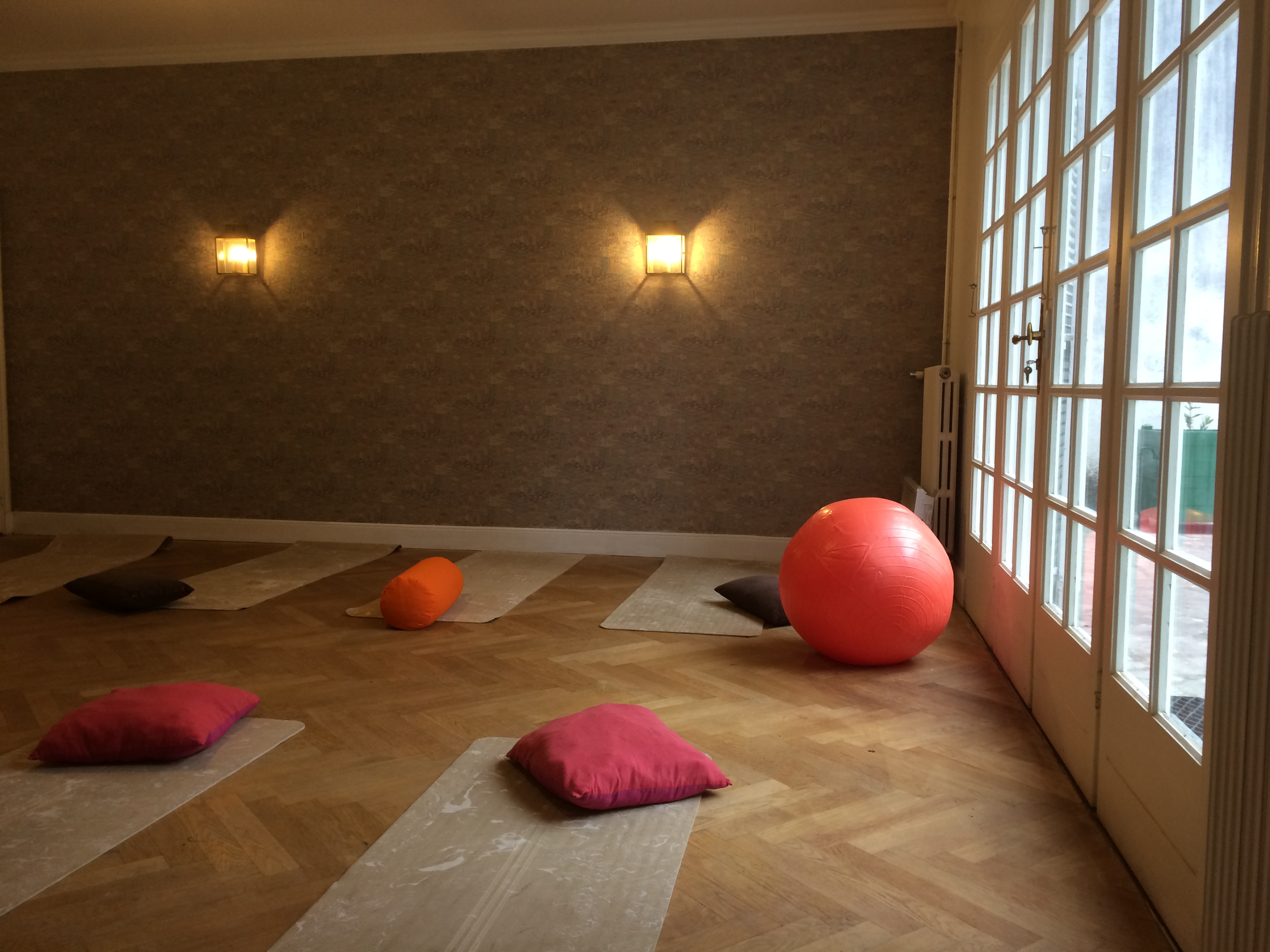 STUDIO BIENFAITS YOGA