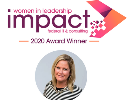 Executive Vice President, Erin Snyder 2020 winner Leading for Impact: Women in Leadership Award
