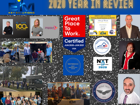 EMKS 2020 Year in Review