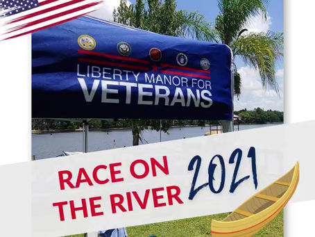 EMKS participated in the Race on the River event put on by Liberty Manor for Veterans!