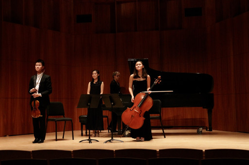 Honors Trio Concert in Hatch Hall - Mozart Piano Trio in G major, K.496