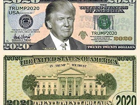 2020 JAV dolerio perspektyva. Kodėl doleriui gali būti sunku pigti?