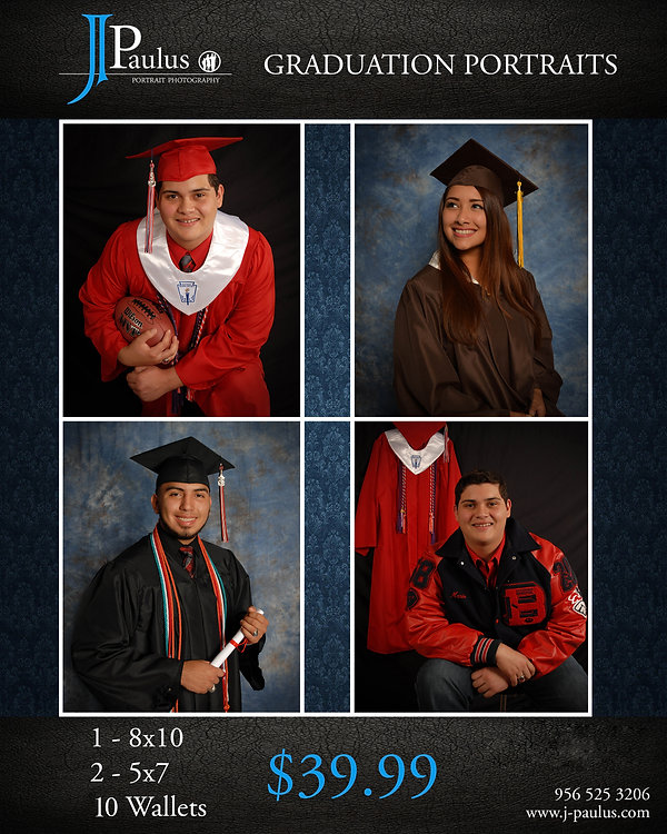 1 JPaulus Graduation Facebook VAL Flyer.