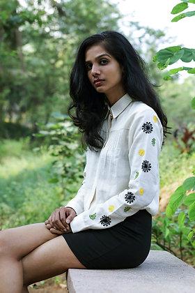 """""""Pickin' wildflowers"""" shirt"""