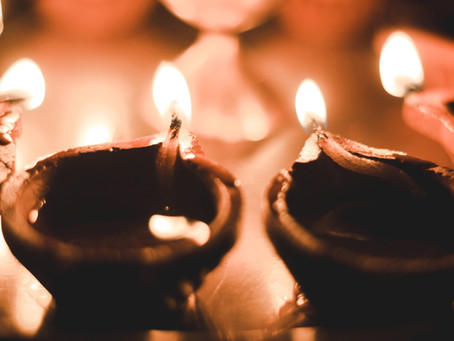 3 little things for an eco-ish Diwali!