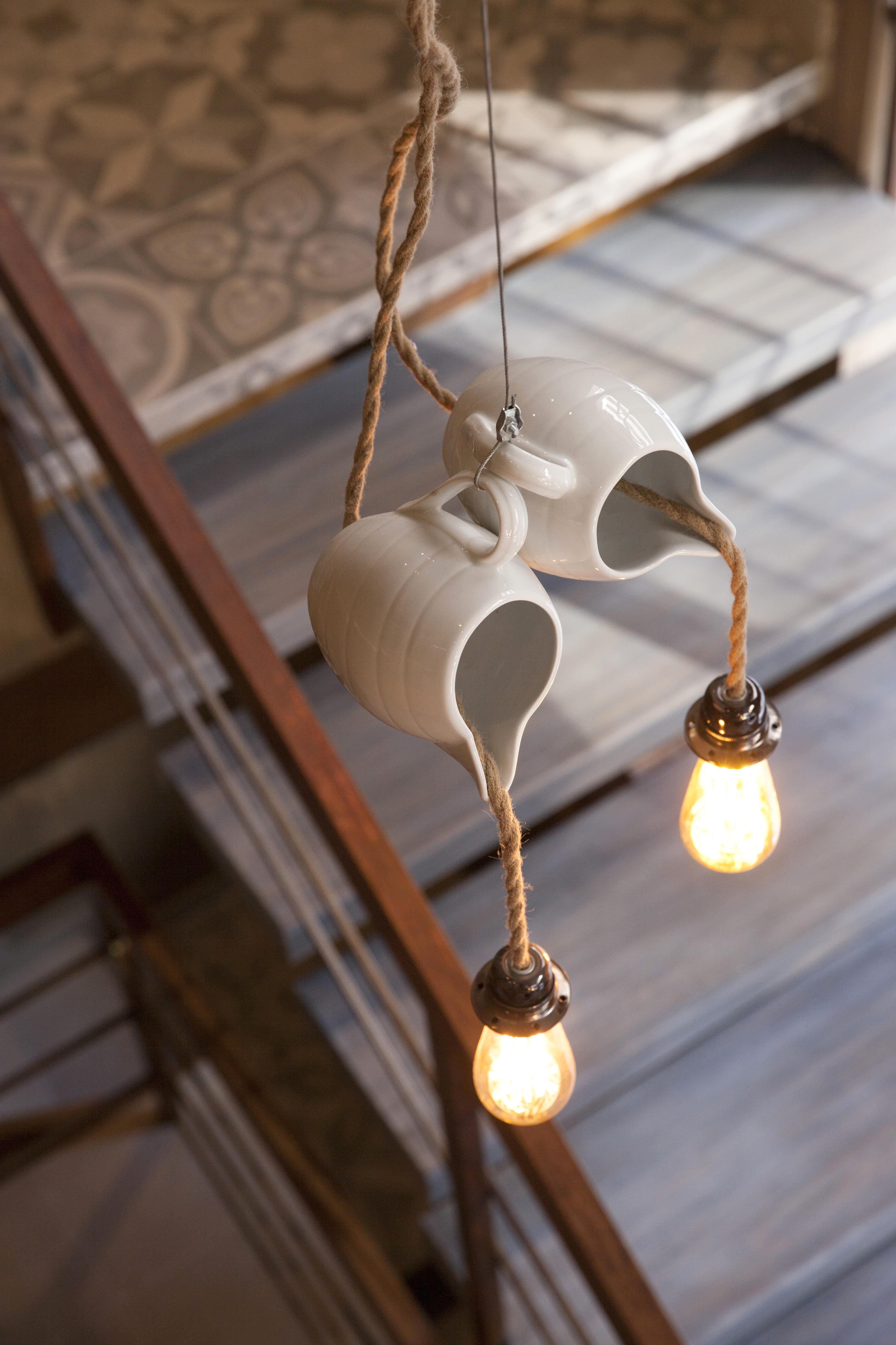 Lámpara Furancho