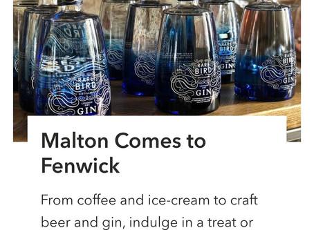 Malton Collaborates With Fenwick!
